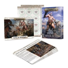 Warscroll Cards - Sons Of Behemat