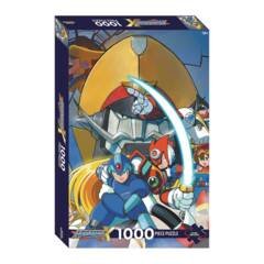Mega Man X 1000 Piece Puzzle
