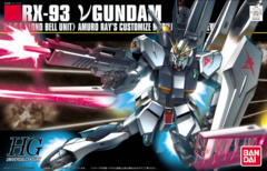 Gundam HG Universal Century - RX-93 Nu Gundam #086