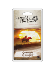 L5R Legend of the Five Rings LCG - Campaigns of Conquest