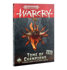 Warcry - Tome of Champions 2020: Skirmish Combat in the Mortal Realms