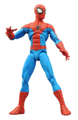 Marvel Select - Spectacular Spider-Man Action Figure