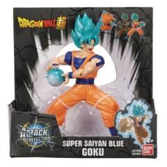 Dragon Ball Super - Attack Collection: Super Saiyan Blue Goku 7 Inch Action Figure