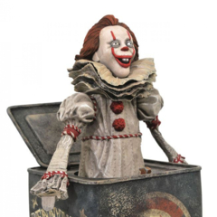 It Chapter Two - Pennywise-In-A-Box PVC Statue (Diamond Gallery)