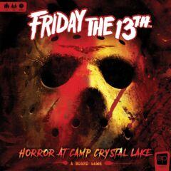 Friday the 13th Horror at Camp Crystal Lake