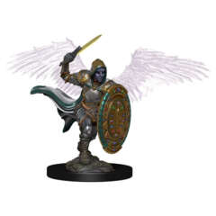 D&D Icons of the Realms - Premium Mini - Aasimar Male Paladin