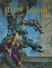 Rifts Japan - World Book Eight