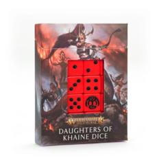 Dice - Daughters of Khaine