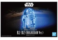 Star Wars Model Kit - R2-D2 Hologram Ver. (1/12)
