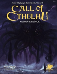 Call of Cthulhu - Keeper Rulebook