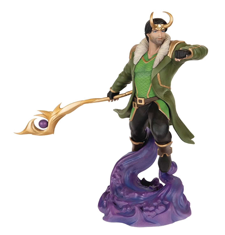 Marvel Contest of Champions - Loki 1:10 Scale Statue