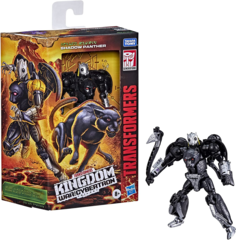 Transformers Generations War for Cybertron: Kingdom - Shadow Panther