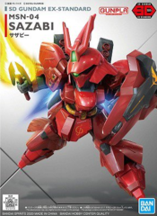 Gundam SD Ex-Standard - MSN-04 Sazabi #017