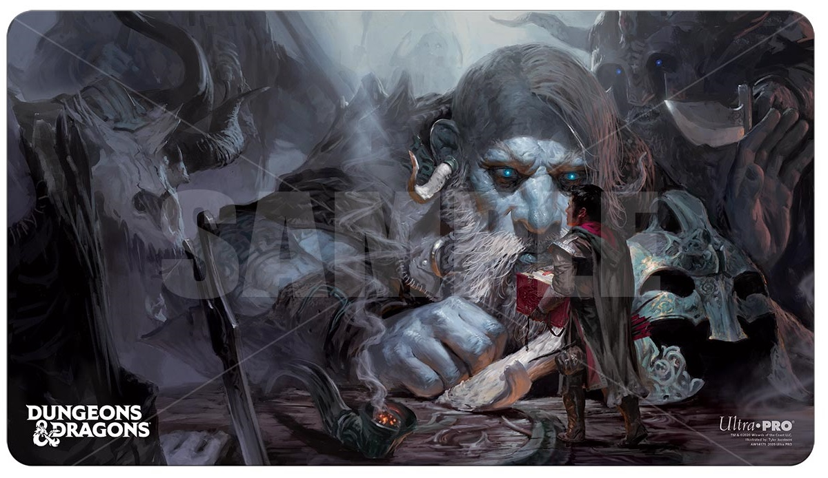 Ultra Pro - Playmat - D&D - Volos Guide To Monsters