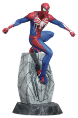 Marvel Gallery - PS4 Spider-Man PVC Statue