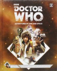 Doctor Who RPG - The Fourth Doctor Sourcebook