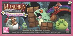 Munchkin Dungeon - Cute as a Button