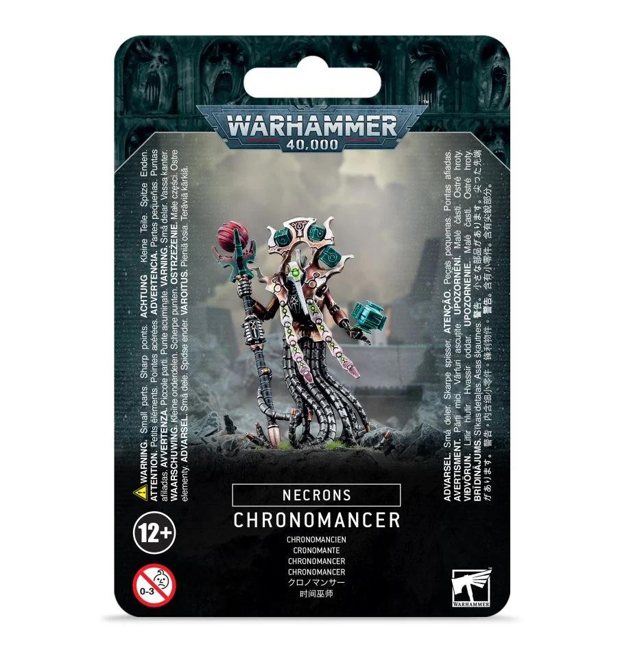 Necrons - Chronomancer
