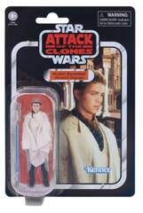 Star Wars - The Vintage Collection - Attack of the Clones - Anakin Skywalker (Peasant Disguise) 3.75inch Action Figure