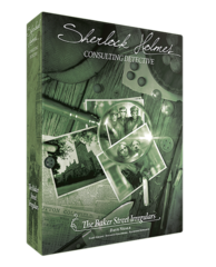 Sherlock Holmes Consulting Detective - The Baker Street Irregulars