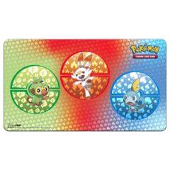 Ultra Pro - Playmat - Pokemon - SWSH Galar Starters