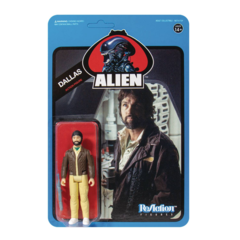 ReAction Figures - Alien - Dallas (Blue Card)