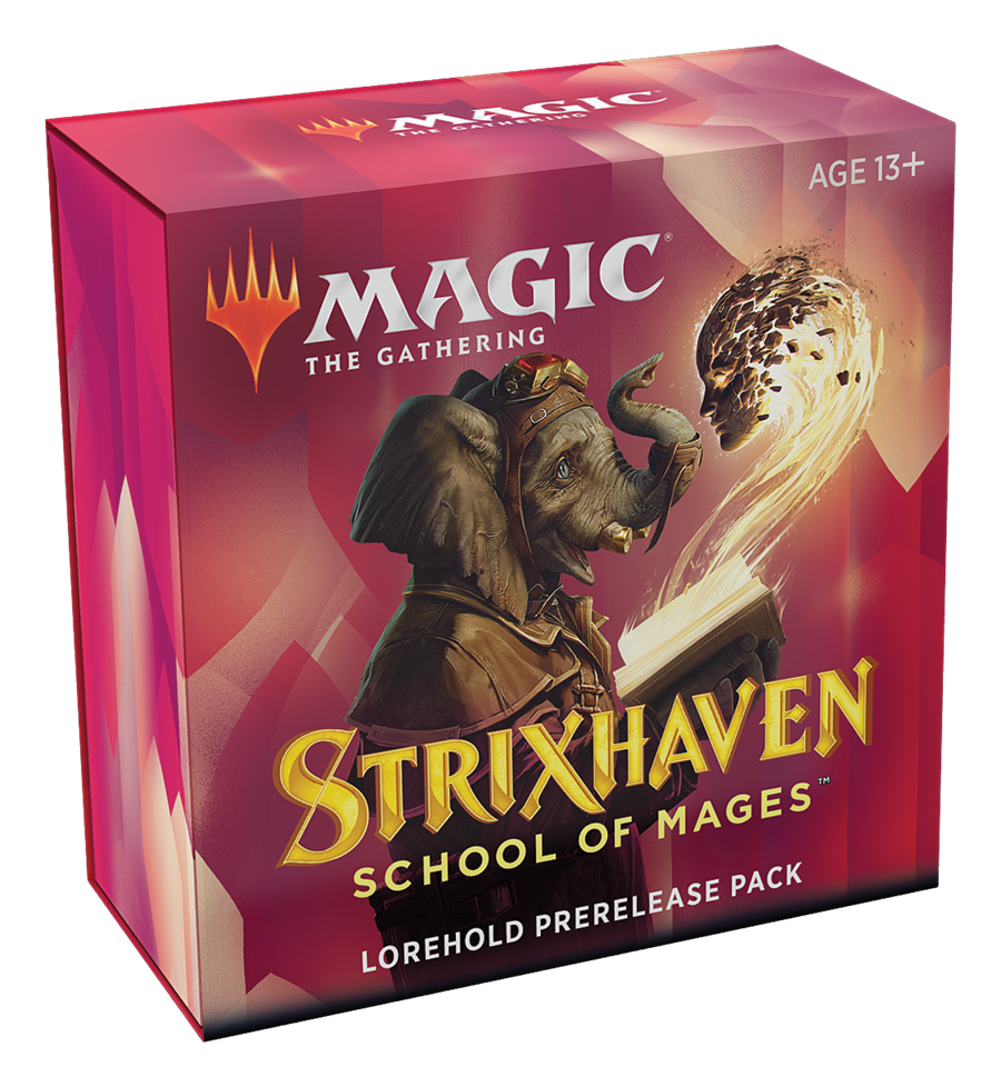 Strixhaven: School of Mages - Prerelease Pack - Lorehold