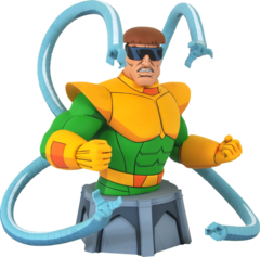 Marvel Animated - Doctor Octopus Bust