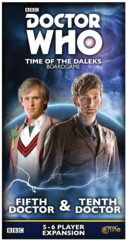Doctor Who - Time Of The Daleks Fifth Doctor & Tenth Doctor Expansion