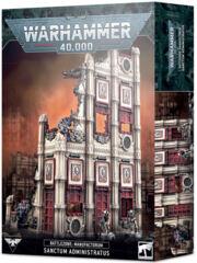 Battlezone Manufactorum - Sanctum Asministratus
