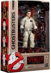 Ghostbusters Plasma Series - Spengler Action Figure