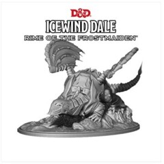 D&D Collector's Series - Icewind Dale Rime of the Frostmaiden - Chardalyn Dragon