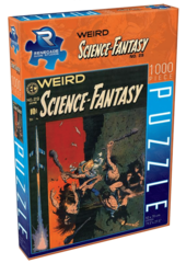 EC Comics Weird Science No. 29 1000 Pieces