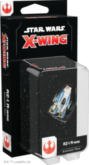 Star Wars X-Wing 2nd Ed - RZ-1 A-Wing