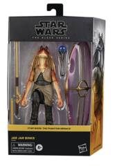 Star Wars - The Black Series - The Phantom Menace - Jar Jar Binks Deluxe Action Figure