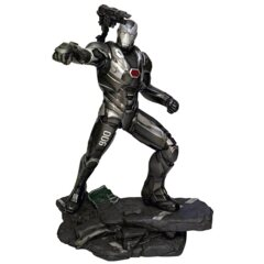 Marvel Gallery - Endgame War Machine PVC Diorama