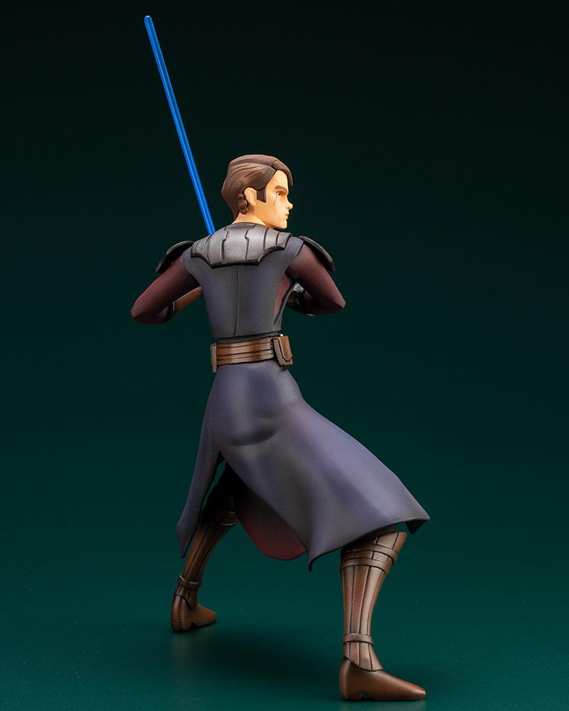 Star Wars Kotobukiya - Clone Wars - Anakin Skywalker Artfx+ Statue