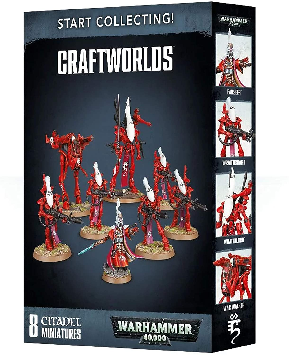 Start Collecting! - Craftworlds