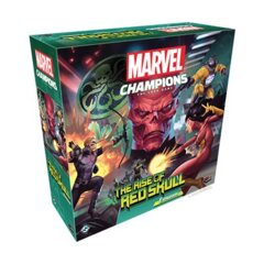 Marvel Champions LCG - The Rise of the Red Skull Expansion