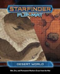 Starfinder - Flip-Mat - Desert World