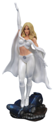 Marvel Gallery - Emma Frost White Queen FCBD 2020 Exclusive PVC Statue