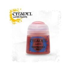 Citadel Layer Wazdakka Red