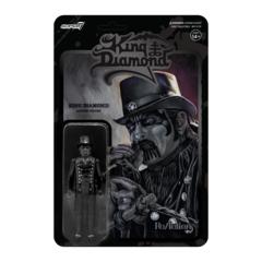 ReAction Figures - King Diamond - Top Hat Black