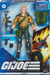 GI Joe Classified Series #04 - Duke 6inch Action Figure (Hasbro)