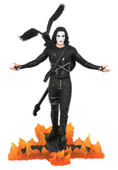 Movie Premier Collection - The Crow Statue