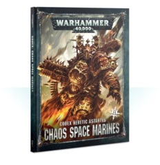 Codex Heretic Astartes - Chaos Space Marines