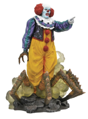 It 1990 - Pennywise-PVC Statue (Diamond Gallery)