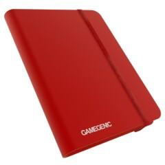 Gamegenic - Casual Album - 8 Pocket - Red