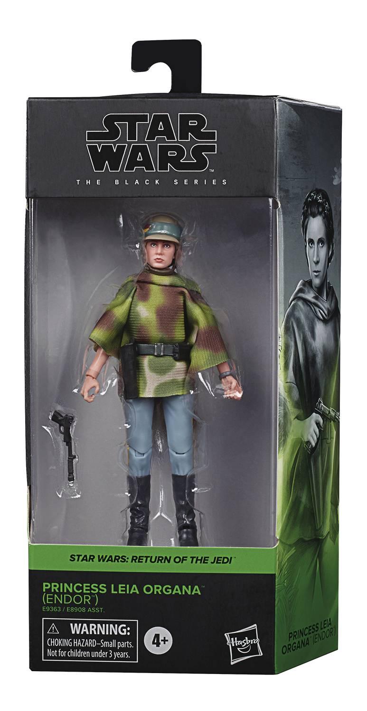 Star Wars - The Black Series - Return of the Jedi -  Princess Leia Organa (Endor)