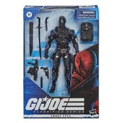 GI Joe Classified Series #02 - Snake Eyes 6inch Action Figure (Hasbro)